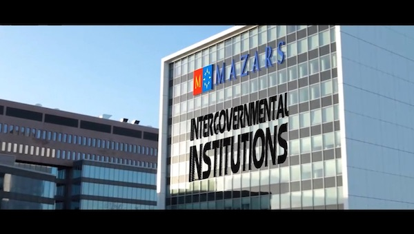 Film corporate MAZARS